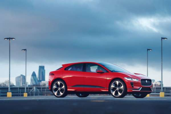 Jaguar releases another I-Pace teaser, confirms March 1 debut