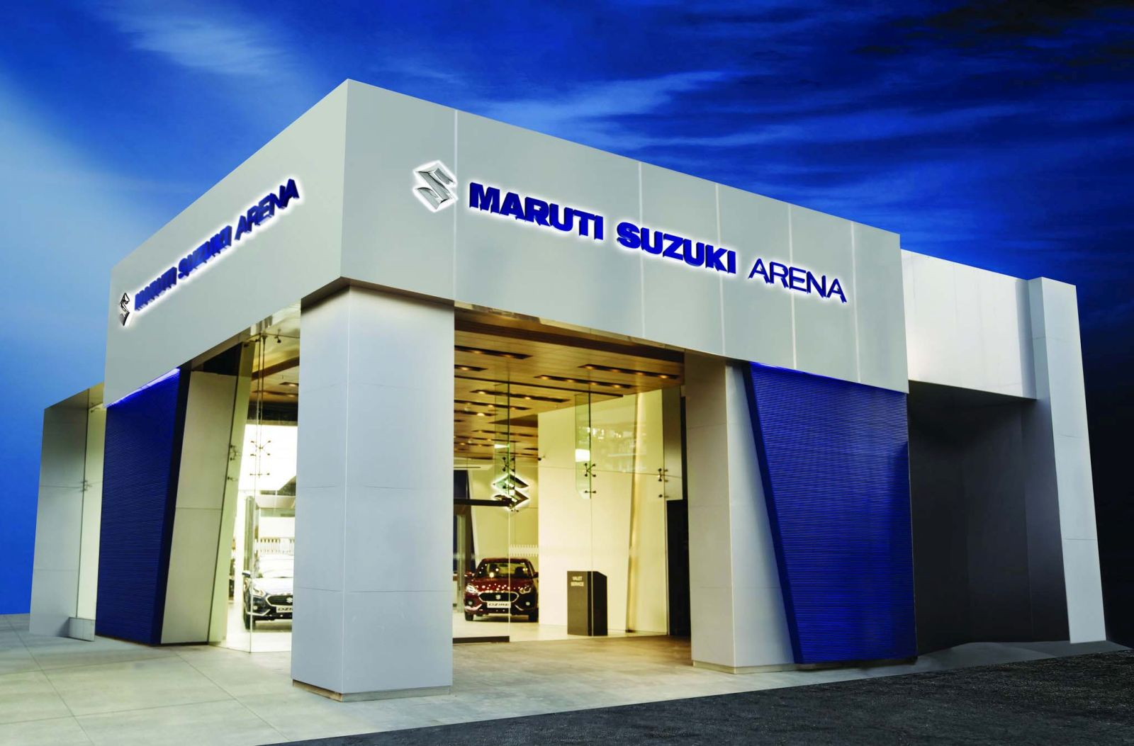 Maruti takes up rebranding to woo tech-savvy customers