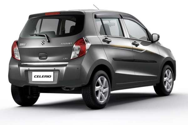 Maruti Suzuki Celerio Limited Edition (2)