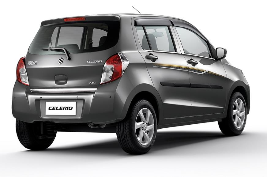 Maruti Suzuki Celerio Car Features