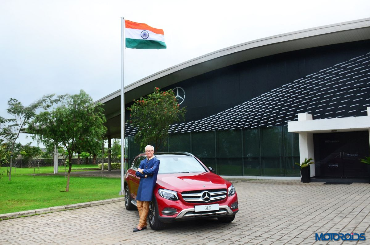 Mercedes-Benz launch GLC 'Celebration Edition' in India at Rs 50.86 lakh