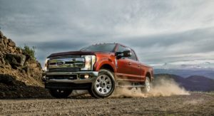 2017 Ford Super Duty: The Most Stupendous Heavy-Duty Pickup