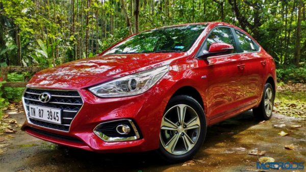 New 2017 Next gen Hyundai Verna static Red(10)