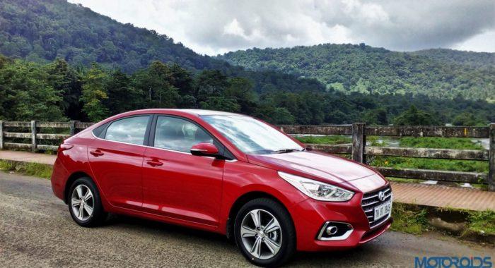 New Hyundai Verna Wins The Icoty Indian Car Of The Year 2018 Award Motoroids