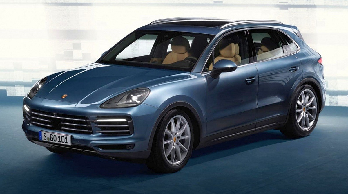 New-2018-third-generation-Porsche-Cayenne-2