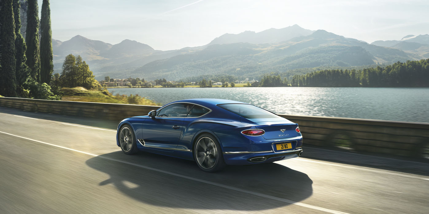 What Is Arguably The Prettiest Four Seater Grand Tourer, The New Bentley  Continental GT Is Powered By A Completely New 6.0 Litre, 635 PS, 900 Nm W12  Engine ...