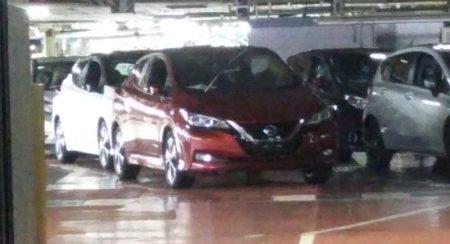 Nissan Leaf leaked (1)