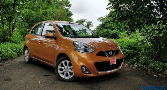 New 2017 Nissan Micra MC (Facelift) XV CVT First Drive Review