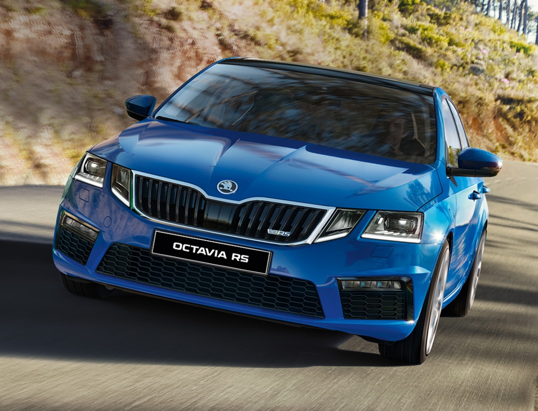 Bookings open for Skoda Rapid Monte Carlo and Octavia RS
