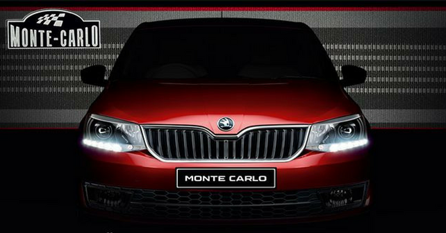 Skoda Rapid Monte Carlo Bookings Open India