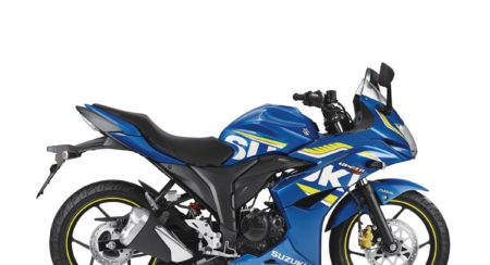 Suzuki Gixxer SF ABS Launched In India, Prices Start At INR 95,499 (Ex-Delhi)