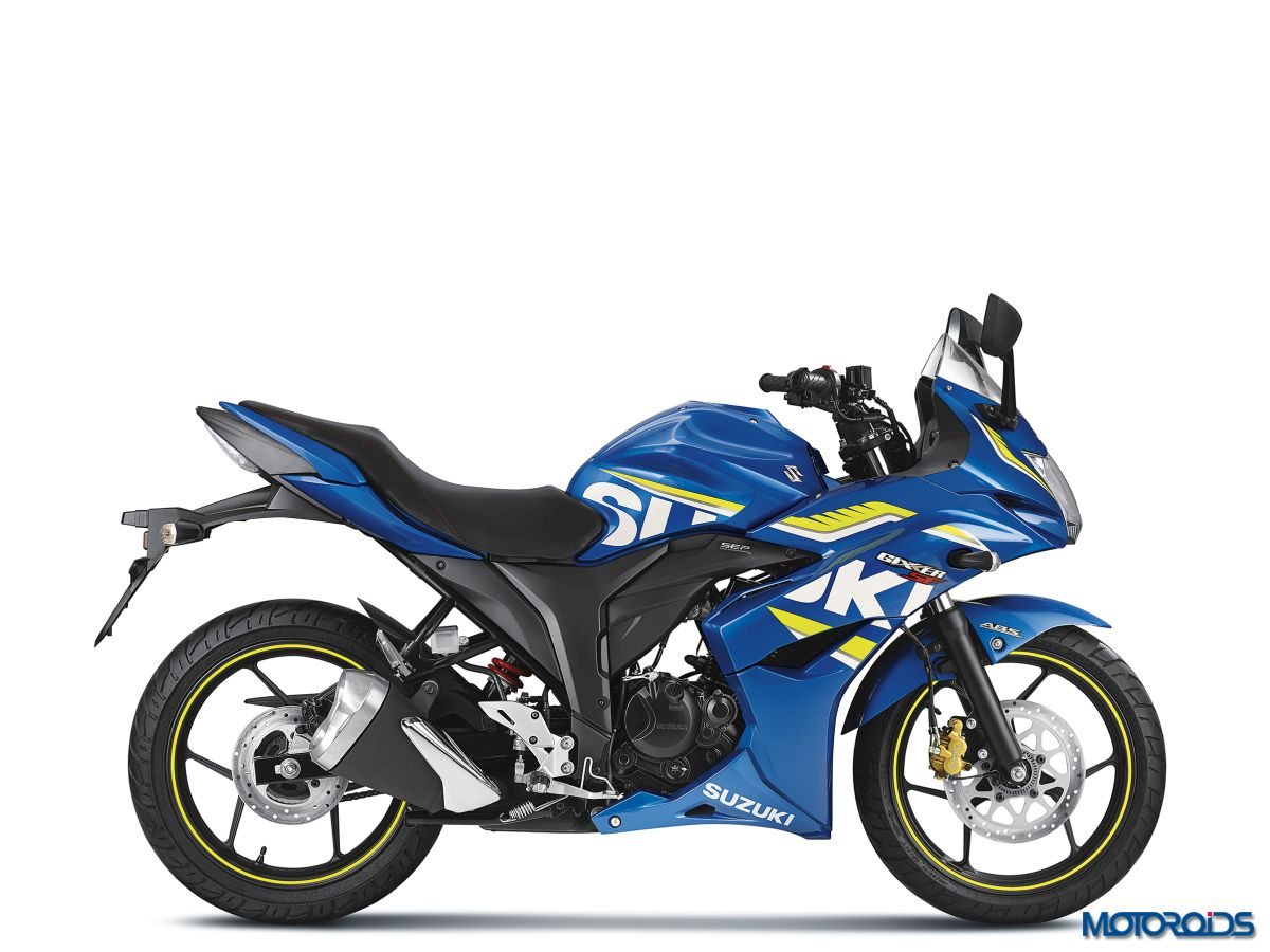 Suzuki Gixxer Sf Abs Launched In India Prices Start At