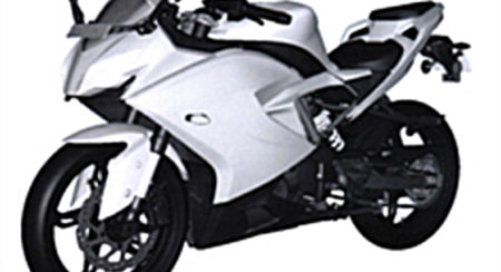 TVS Apache RR310 S design sketch surfaces online