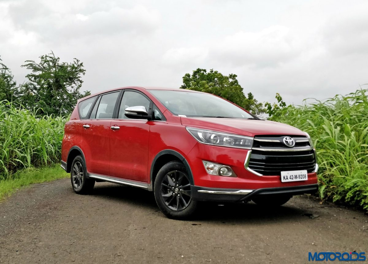 Toyota Innova Touring Sport review (2)