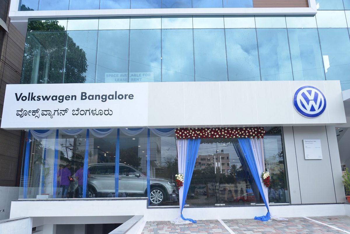 Volkswagen Bangalore Showroom