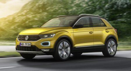 Volkswagen T-ROC India Launch Date Confirmed