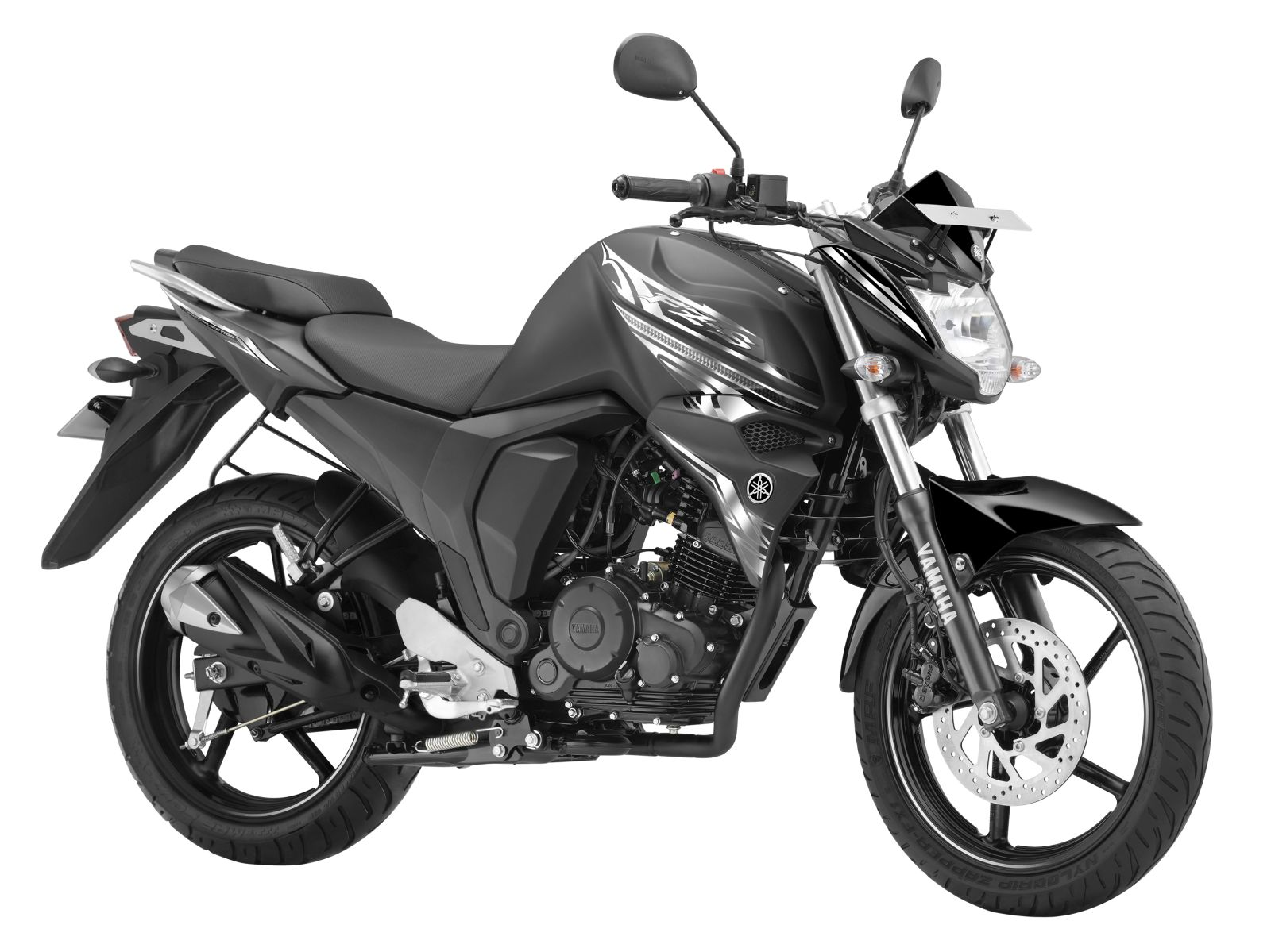 Yamaha Fz Models In India