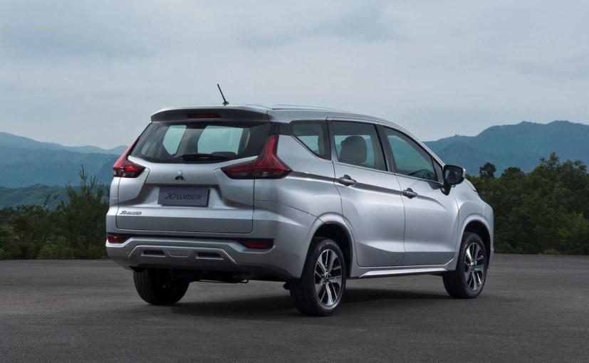 Mitsubishi's 7-seater Xpander Unveiled At GIIAS 2017