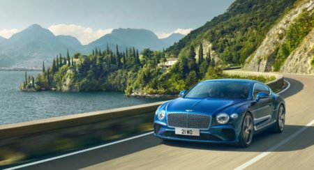 new continental gt location by mountains and lake image shot 07 1920x670