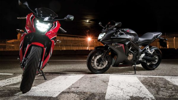 2017 Honda CBR 650F