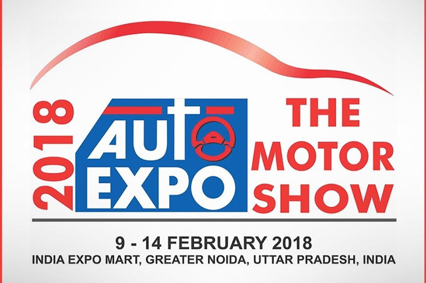 2018 auto expo to be held from february 9 14 motoroids. Black Bedroom Furniture Sets. Home Design Ideas