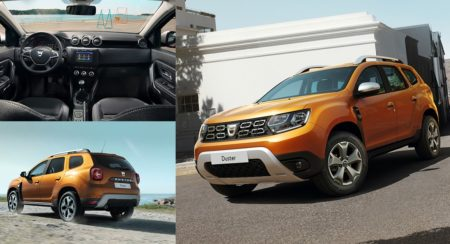 All-New Renault Duster - Feature Image