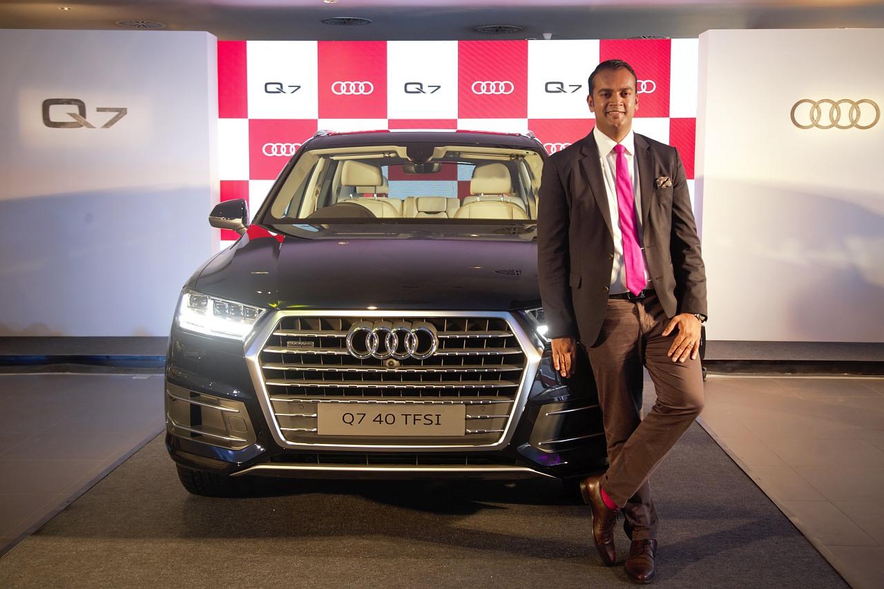 audi q7 india price - photo #33