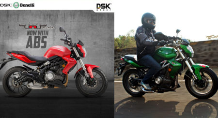 DSK Benelli TNT 300 ABS Bookings Commence At INR 15,000; Deliveries To Start Soon