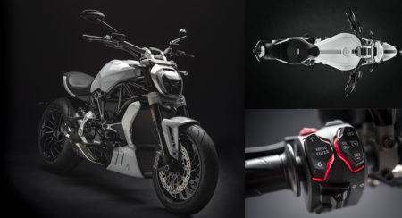 Ducati XDiavel - Iceberg White - Feature Image (2)