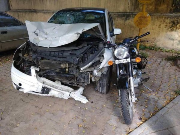 Gurpreet Singh – Delhi Accident Case – Vehicles