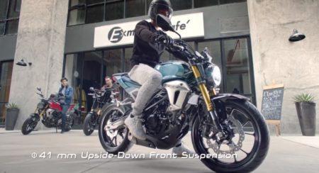 Honda CB 150R ExMotion (1)