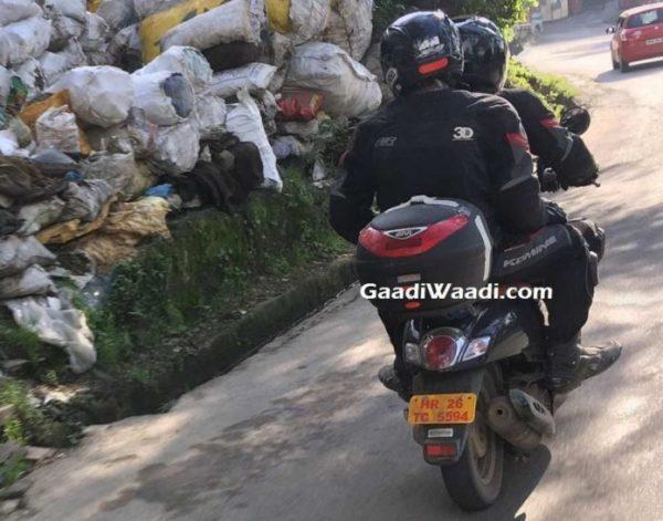 Honda-Scoopy-India-Spy-Pictures-4-600x471
