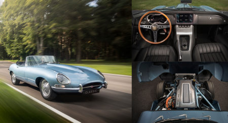 Jaguar E-Type Zero - Feature Image