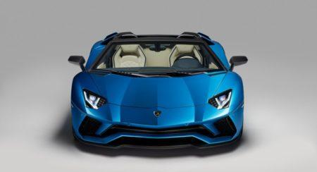 Lamborghini Aventador S Roadster (3)