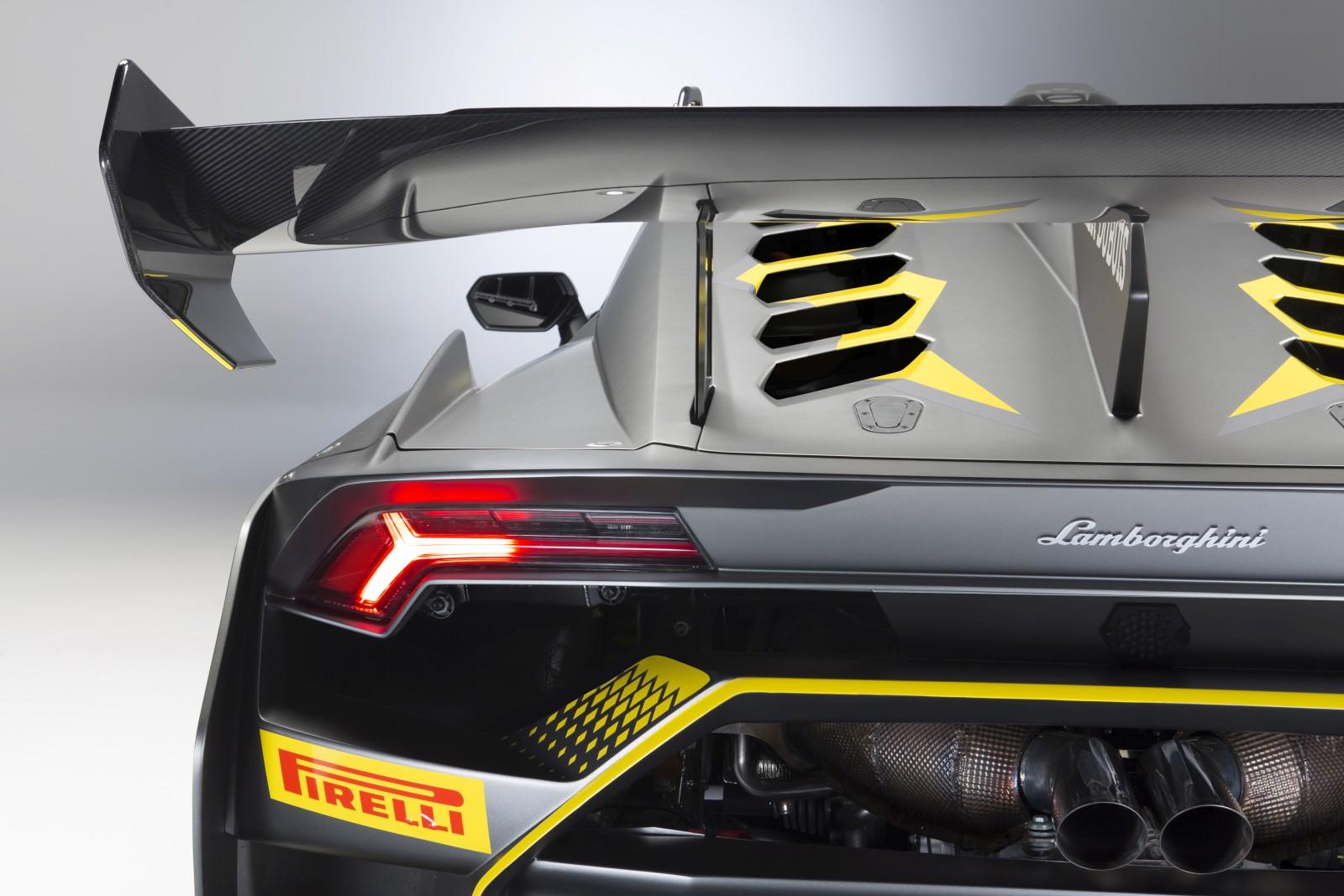 Lamborghini Squadra Corse Hurac 225 N Super Trofeo Evo