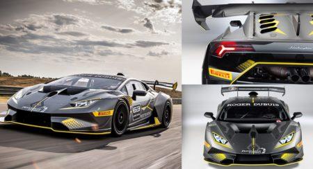 Lamborghini Squadra Corse Huracán Super Trofeo EVO - Feature Image (1)
