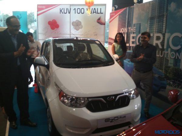 Mahindra-e2oPlus-launched-in-Gurugram-600x450
