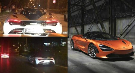 McLaren 720S Lands In Mumbai - Feature Image