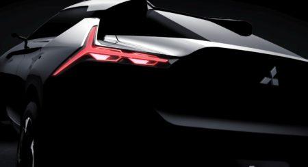 Mitsubishi - e-Evolution Concept - Teaser (1)