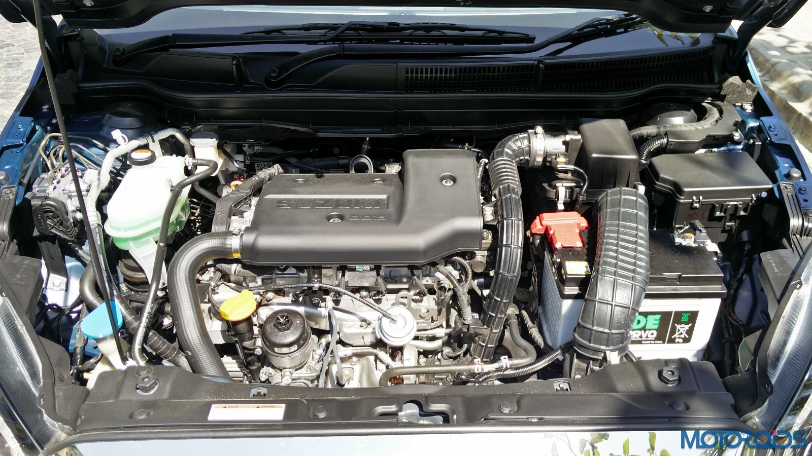 Maruti Suzuki S-Cross Engine
