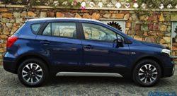 New Maruti Suzuki S-Cross Alpha