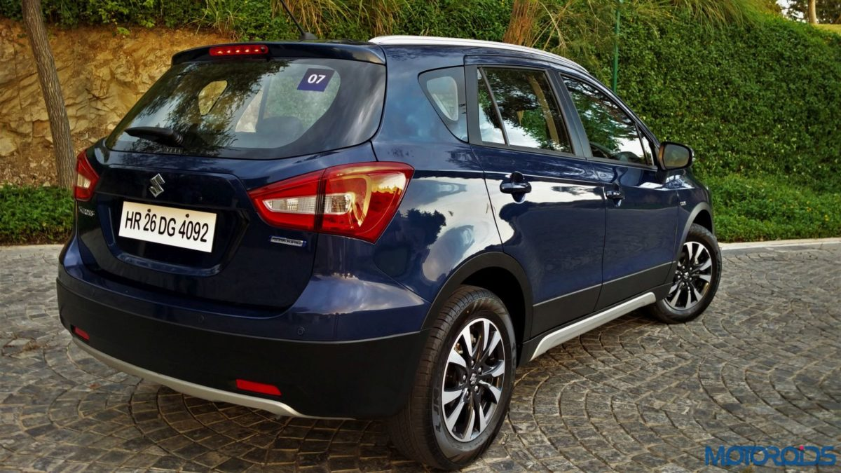 New Maruti Suzuki S Cross Alpha Review static images(30)