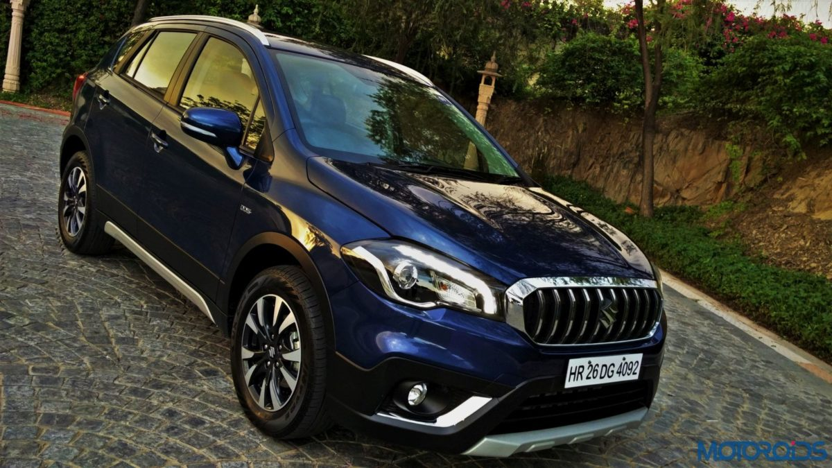 New Maruti Suzuki S Cross Alpha Review static images(33)