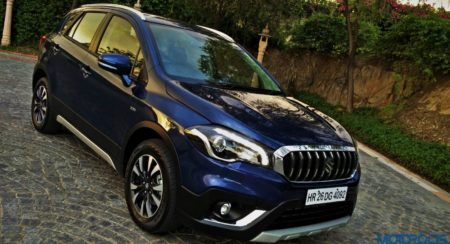 New Maruti Suzuki S-Cross Alpha Review static images(33)