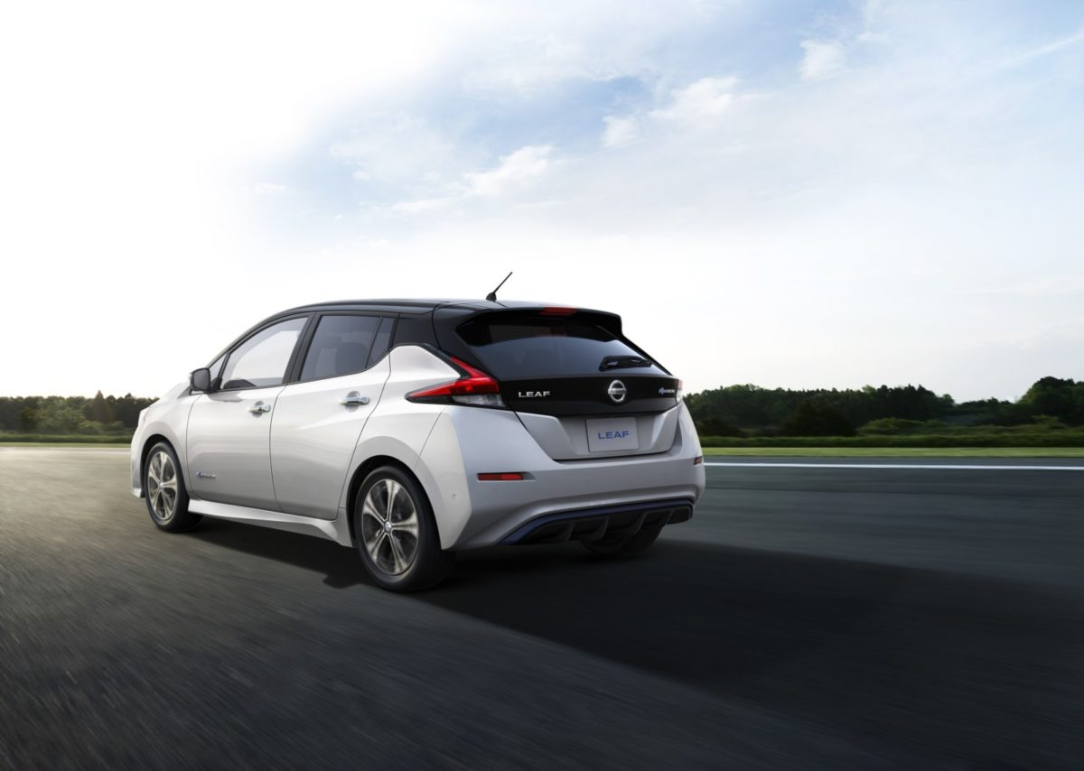 New Nissan LEAF (22)
