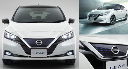 New Nissan LEAF - Feature Image
