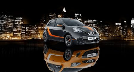 Nissan Micra Fashion Edition (6)