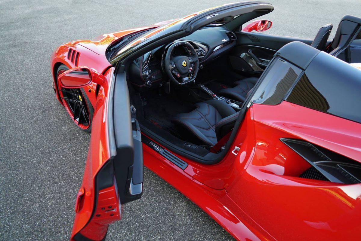 Novitec Rosso N Largo Ferrari 488 Spider 9