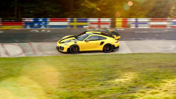 Porsche 911 GT2 RS Nurburgring record (7)
