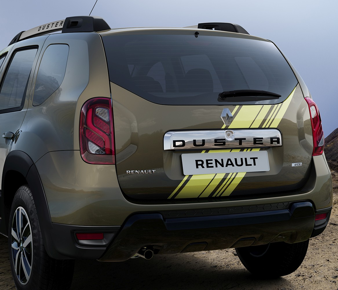 new renault duster sandstorm launched in india details images specs and prices motoroids. Black Bedroom Furniture Sets. Home Design Ideas